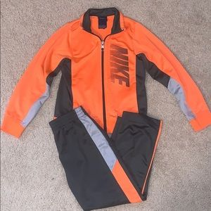 4T Nike Tracksuit Causal Boys Outfit